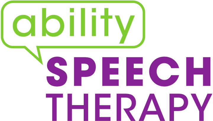Ability Speech Logo